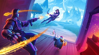 Free to play Realm Royale game