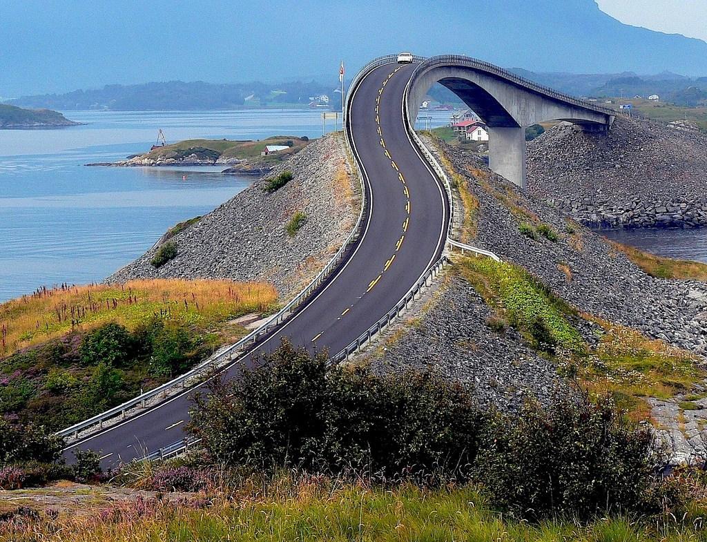 The Atlantic Road | Noruega