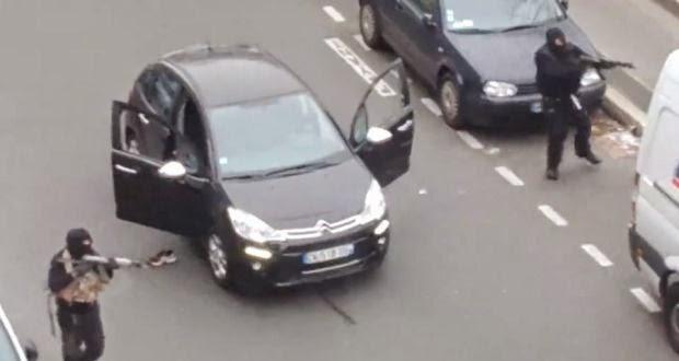 L'attaque terroriste contre Charlie Hebdo porte la marque des réseaux Gladio