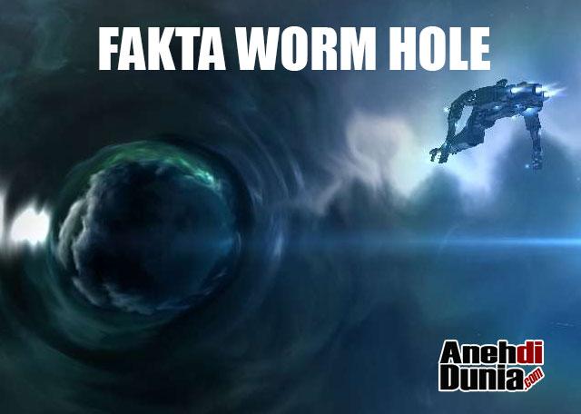 Bumi tempat kita tinggal merupakan sebuah planet kecil diantara milliaran planet yang ter Fakta Menarik Seputar Worm Hole Atau Lubang Cacing Antariksa