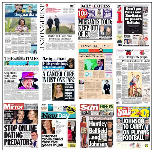 front pages 04-03-16