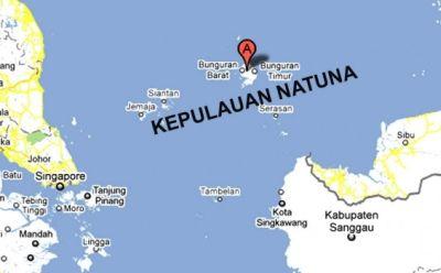 pulau natuna negeri indonesia