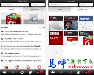 Opera Mini APK / APP Download,Opera Mini Android APP,手機版 Opera 瀏覽器下載