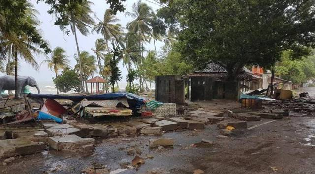 Gerak Cepat NU Bantu Korban Tsunami di Banten dan Lampung