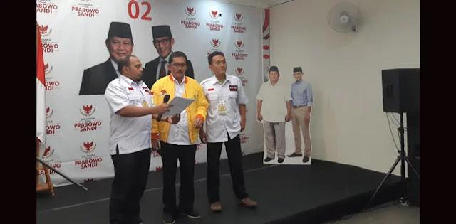 Relawan Pa'bro Siap Menangkan Prabowo-Sandi