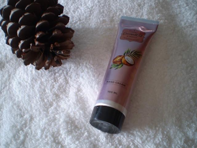 Bramley Coconut and vanilla Hand Cream