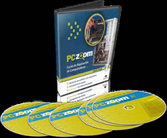 PC Zoom: Curso de Reparación de Computadoras (Glyptodon)
