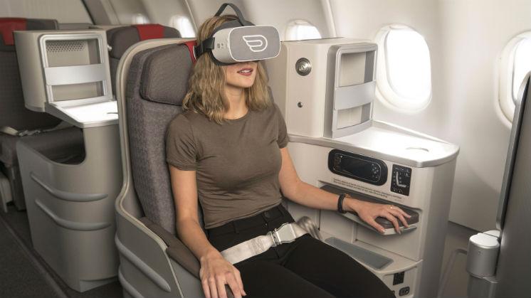 gafas de realidad virtual en iberia