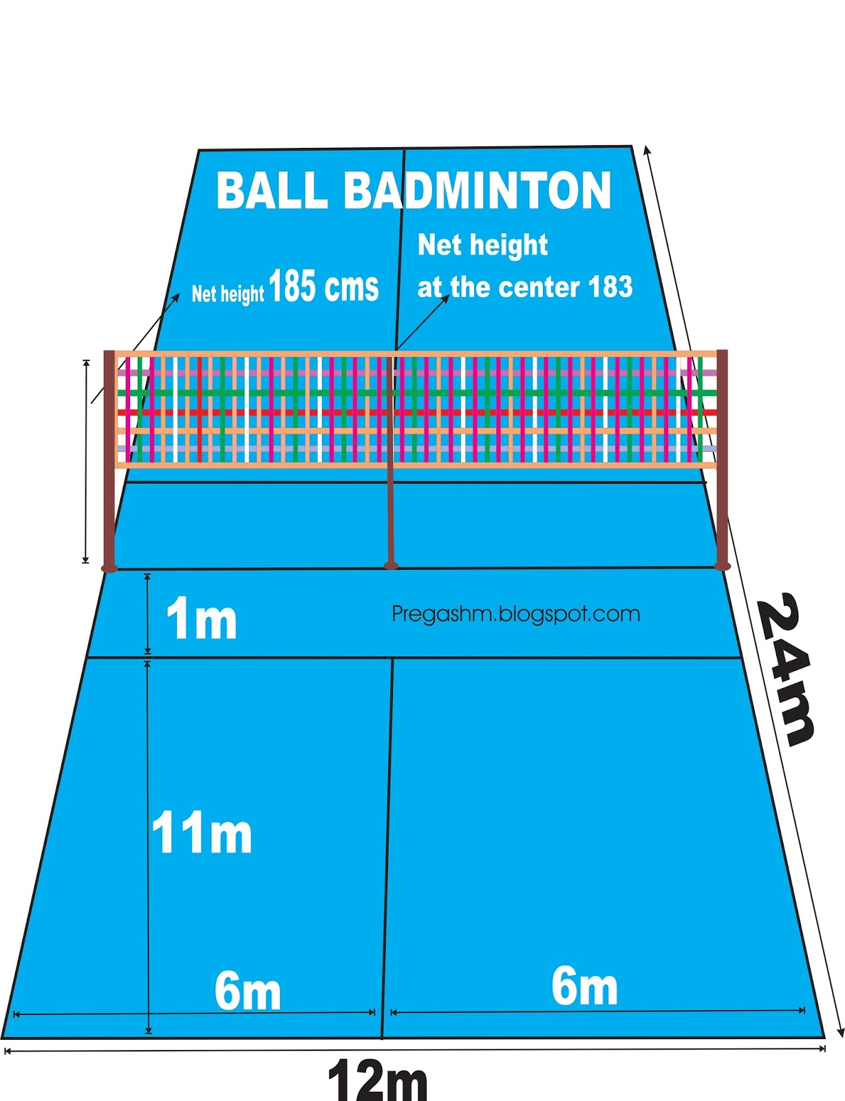 ball badminton rules and regulations pdf