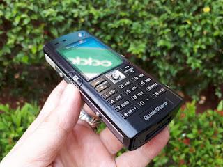 Sony Ericsson K608 Jadul Seken Mulus Kolektor Item