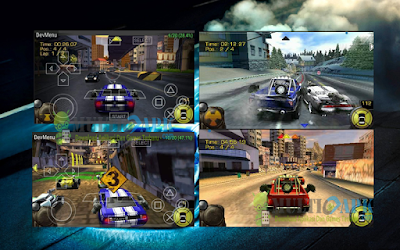 Full Auto 2: Battlelines PPSSPP ISO High Compress