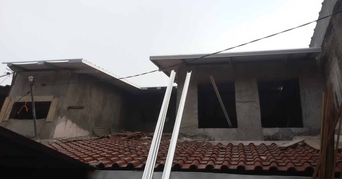 Harga Pasang Atap Baja Ringan Di Bandung Special Renovasi Rumah : Bongkar ...