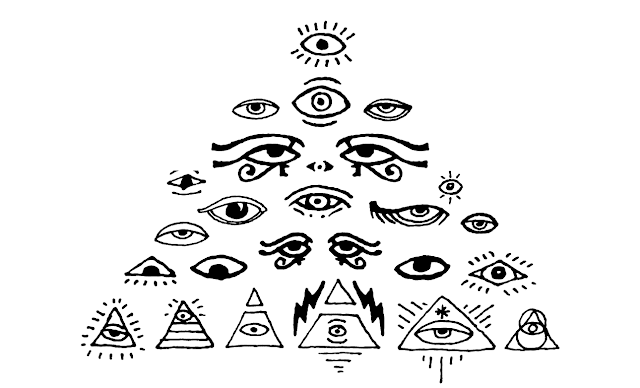 Informasi Simbol: Berbagai jenis kumpulan simbol mata satu