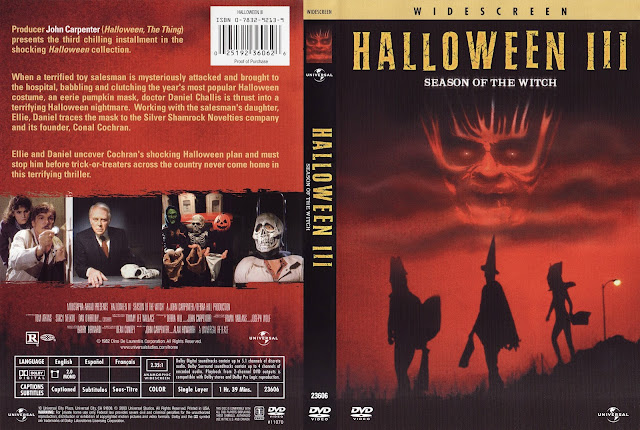 The Horrors of Halloween: HALLOWEEN III: SEASON OF THE WITCH (1982 ...
