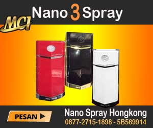 Nano Spray 3 - Best Beauty Product in 3 Years
