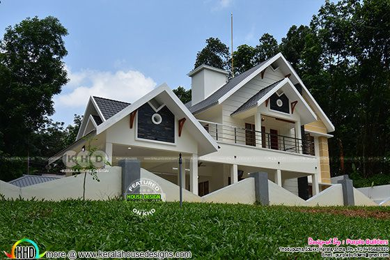 2948 square feet finished house in Kerala