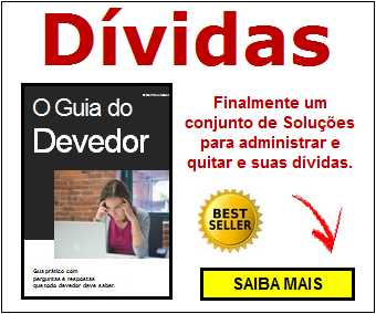 O Guia do Devedor - Como pagar as Dívidas