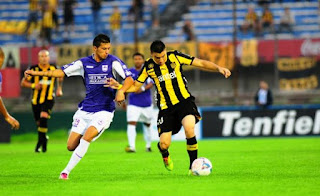 Defensor Sporting vs Peñarol