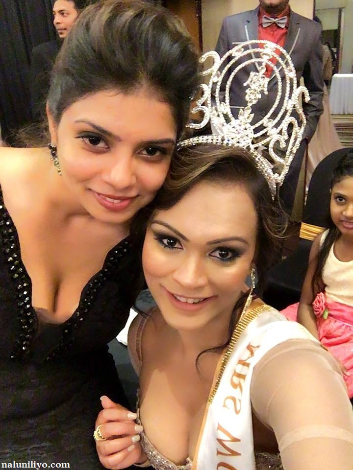 narmadha hot mrs sri lanka for mrs world