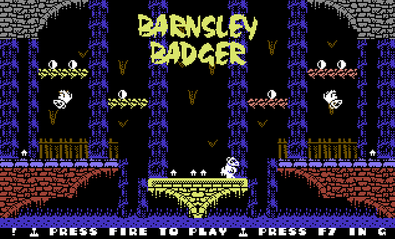 Indie Retro News: Barnsley Badger - Could this be one of the best