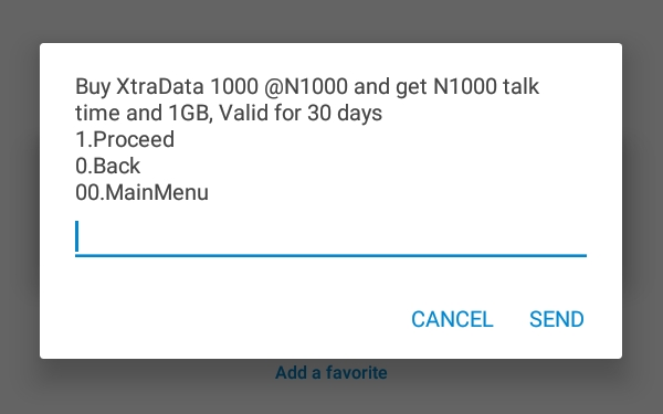 How To Get 1GB Plus N1000 On MTN XtraData