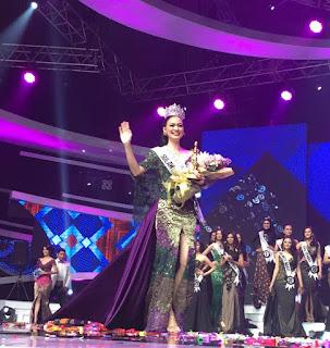 Profil Kezia Roslin Pemenang Puteri Indonesia 2016