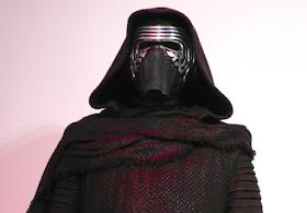 Kylo Ren mask Star Wars Force Awakens