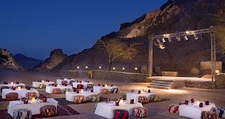 The nightlife of Sharm El-Sheikh