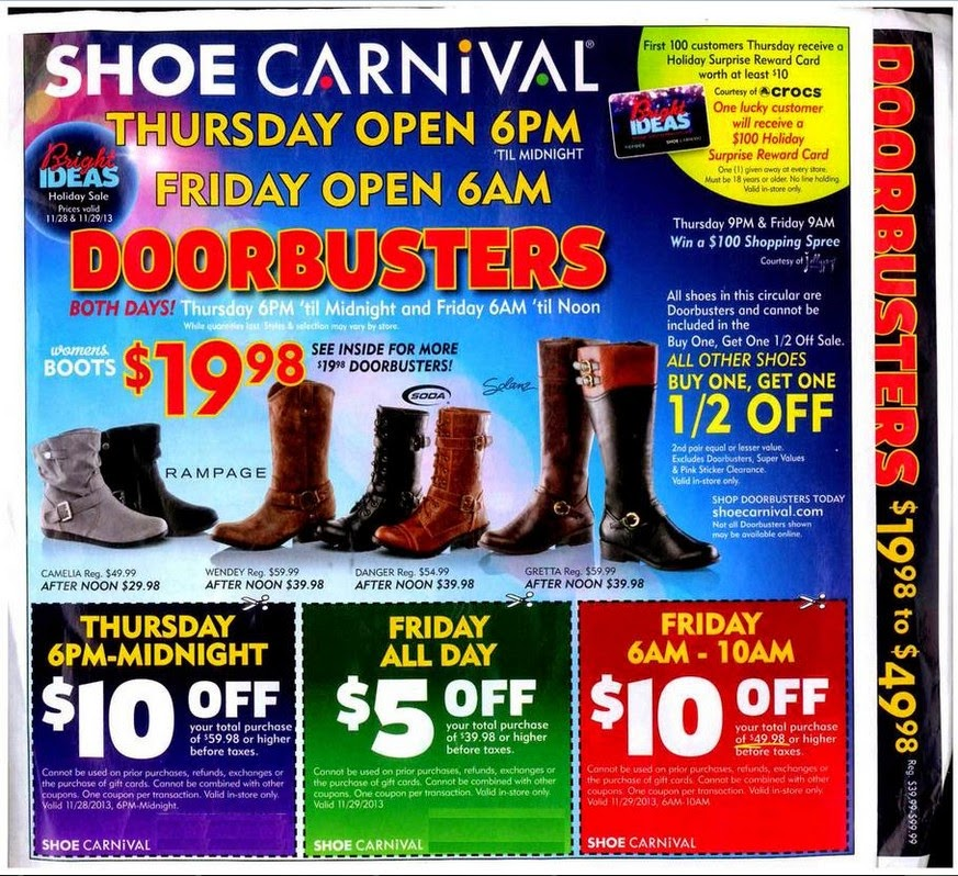 picture about Shoe Carnival Coupon Printable called Promo codes for shoe carnival : Vista print transport year