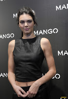 Kendall Jenner - 'Tribal Spirit' by Mango photocall in Barcelona 1/28/16