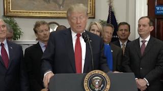 Trump tax cut plan gains momentum after U.S. budget vote