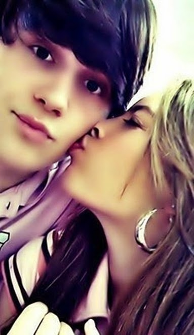 WHATSAPP DP: cute couple whatsapp&fb profile pictures