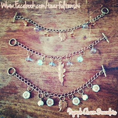 Sweet Charm Bracelets