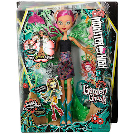Monster High Treesa Thornwillow Garden Ghouls Doll