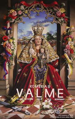 Romería de Valme 2018 - Cartel de Romeros - David Gómez López