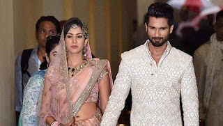 Shahid Kapoor fall in love with Mira