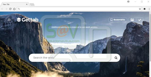 GetTab (New tab)