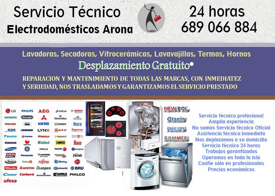 Empresas En Tenerife Servicio T 233 Cnico Balay En Los