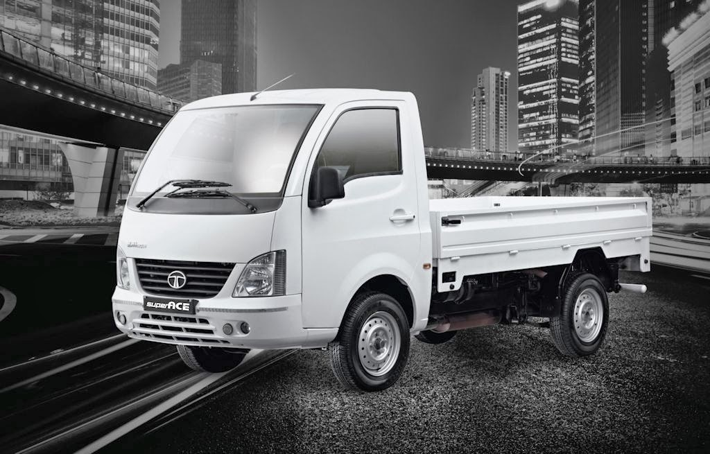 MIAS 2014: Tata Ace And Super Ace (w/ Complete Specs
