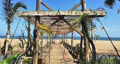 Keindahan Objek Wisata Pantai Kayu Putih di Bali