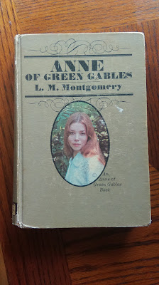 Book--Anne of Green Gables