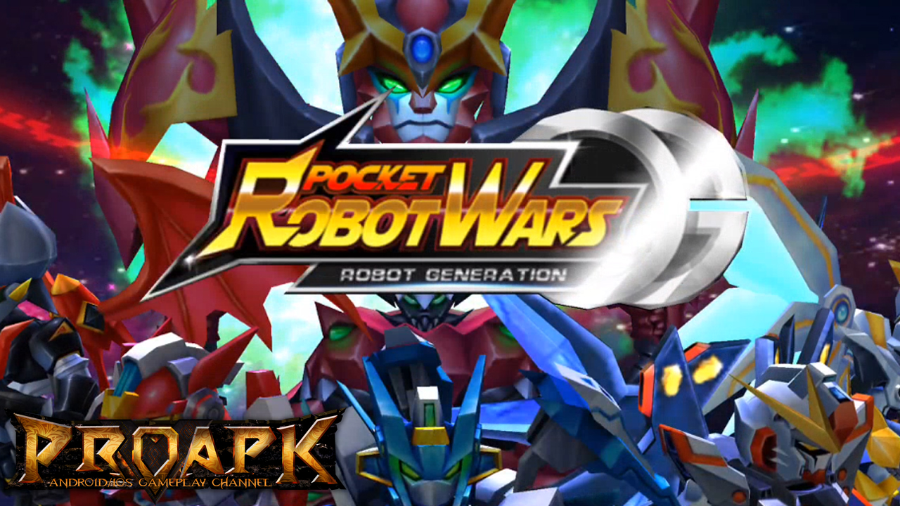 Pocket Robot Wars