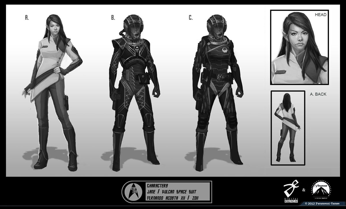 how to get into video game concept art