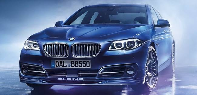 2018 ALPINA B5 Touring Review