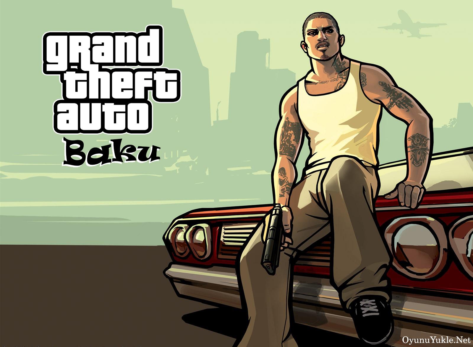 Gta San Andreas Baku Mod Yukle Oyunu Yukle Autos Post
