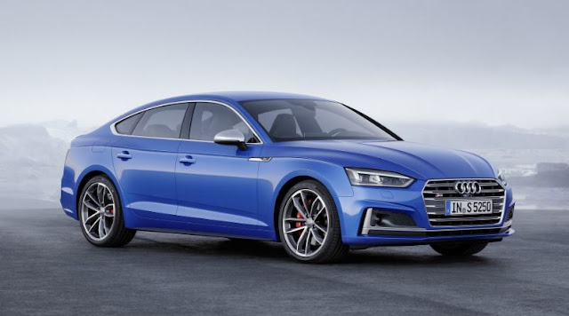 2018 Audi S5 Sportback Reviews