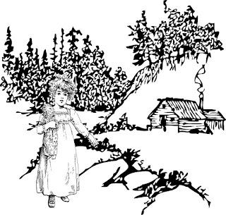 ילדה עם בובה