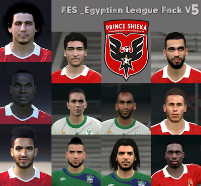 PES 2016_Egyption League Pack V_5