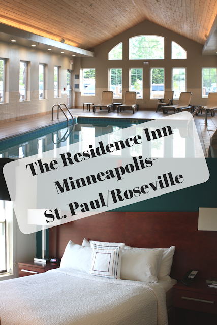 Family Vacation Starting at The Residence Inn Minneapolis-St. Paul/Roseville