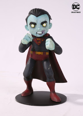 Hot Topic Exclusive DC Comics Artists Alley Zombie Variant Vinyl Figures by Chris Uminga x DC Collectibles – Batman, Superman & Wonder Woman